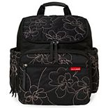 Skip Hop Forma Floral Quilted Diaper Backpack