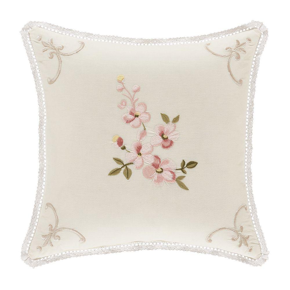 37 West Jocelyn Yellow Decorative Throw Pillow
