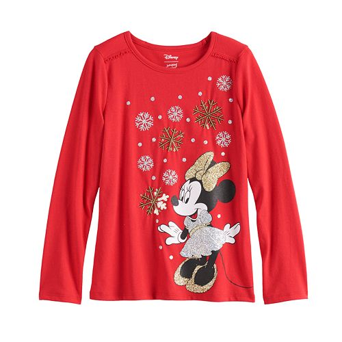 Disney Girls 4-12 Graphic Tee by Jumping Beans®