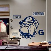 Fathead Georgetown University Hoyas Logo Wall Decal