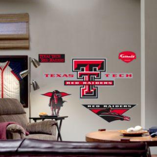 Fathead Texas Tech University Red Raiders Logo Wall Decal