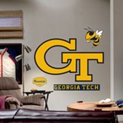 Fathead Georgia Tech Yellow Jackets Logo Wall Decal