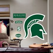 Fathead Michigan State University Spartans Logo Wall Decal