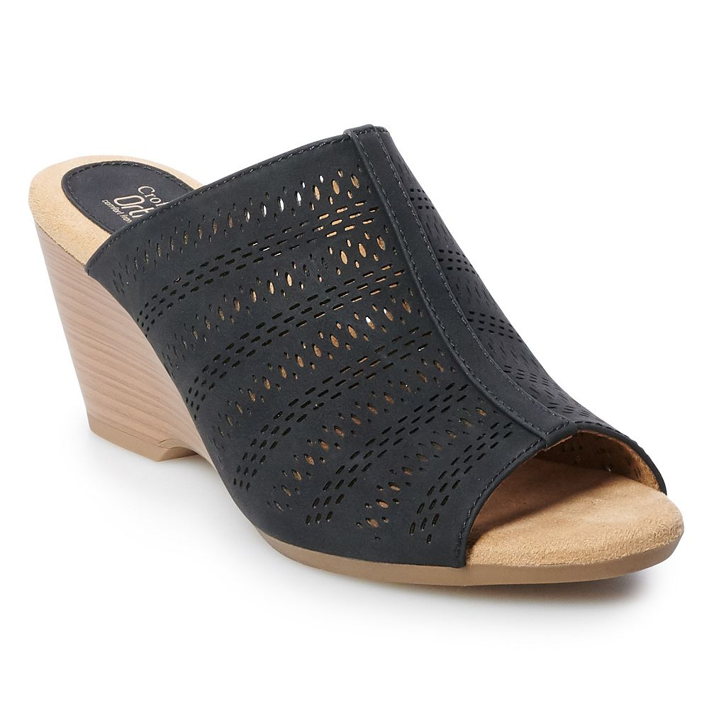 Croft & Barrow® Cantata Women's Wedge Sandals