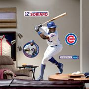 Fathead Chicago Cubs Alfonso Soriano Wall Decal