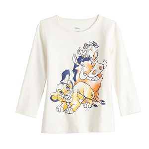 Disney's The Lion King Toddler Boy Adaptive Graphic Tee by Jumping Beans