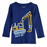 Toddler Boy Jumping Beans® Adaptive Graphic Tee
