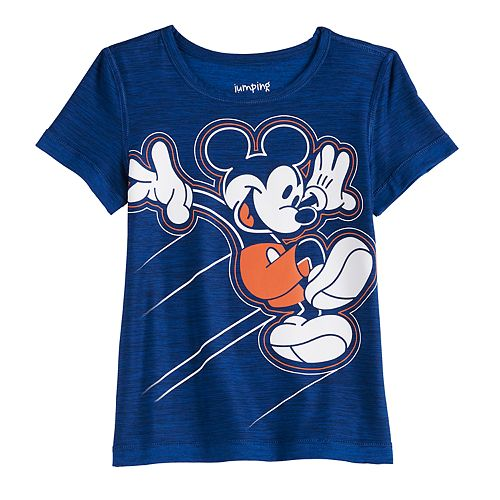 Disney's Mickey Mouse Toddler Boy Adaptive Graphic Tee by Jumping Beans®