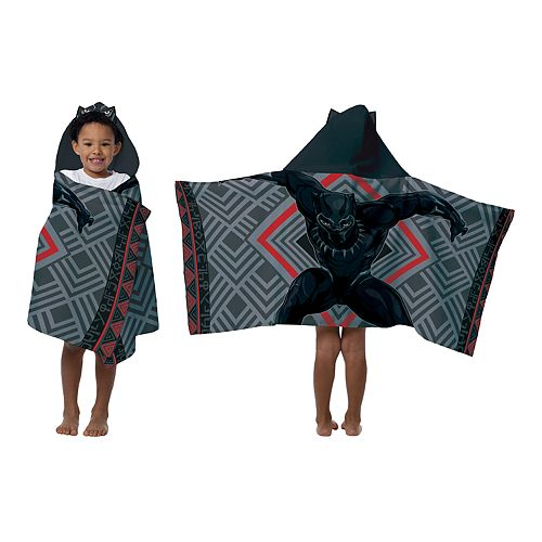 Marvel Black Panther Bath Wrap