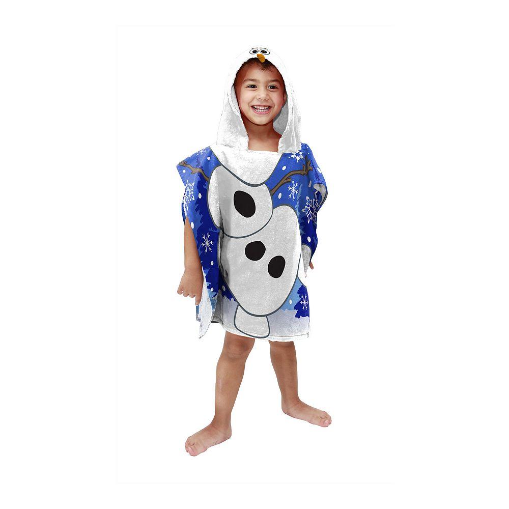 Disney's Frozen Olaf Hooded Poncho