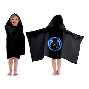 Star Wars Darth Vader Helmet Symbol Bath Wrap