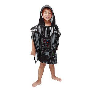 Star Wars Darth Vader Suit Hooded Bath Poncho