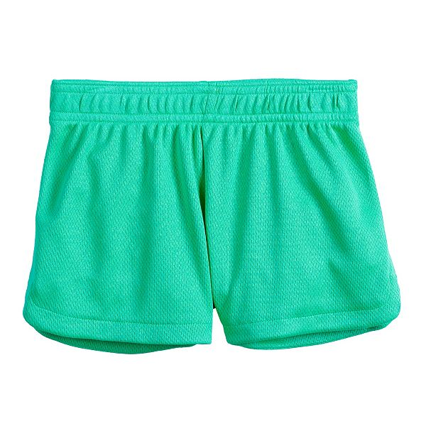 Toddler Girl Jumping Beans® Dolphin Mesh Shorts