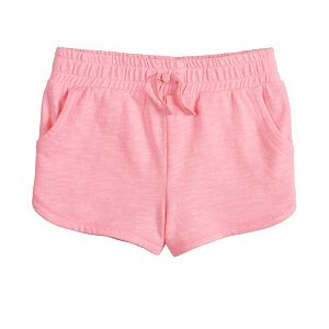 Toddler Girl Jumping Beans Down Drawcord Shorties