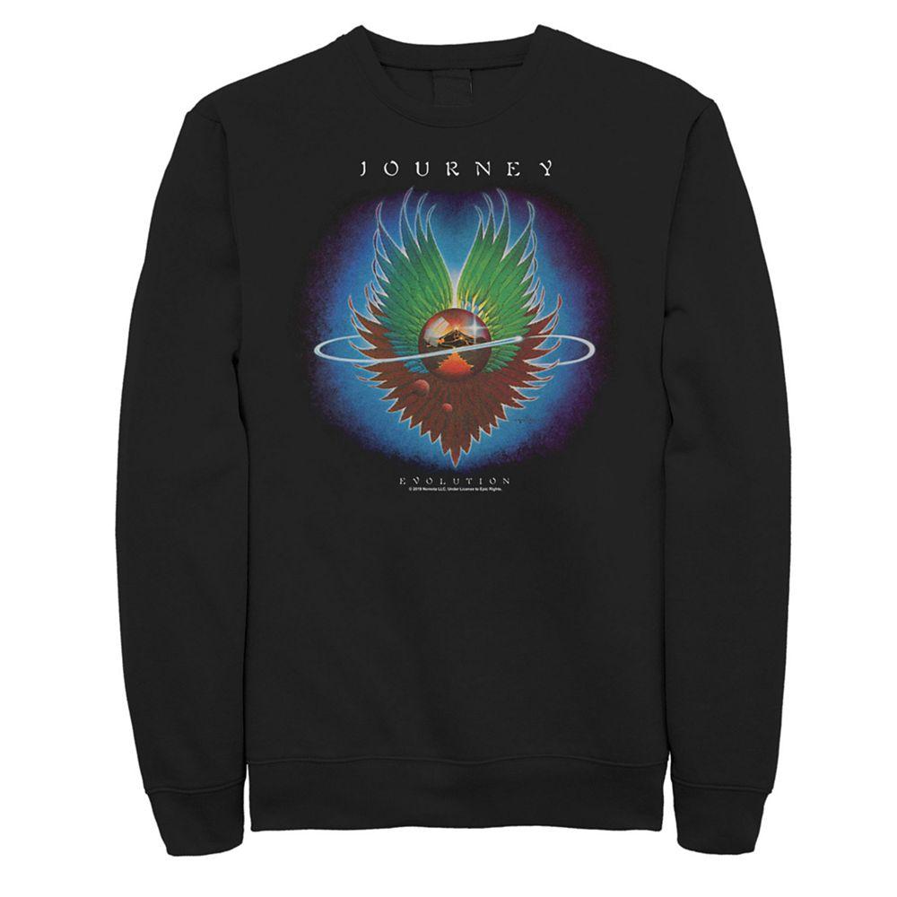 Men's Journey Evolution Album Cover Sweatshirt