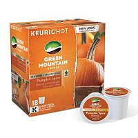 Keurig® K-Cup® Pod Green Mountain Coffee Pumpkin Spice Coffee - 18-pk.