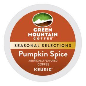 Keurig® K-Cup® Pod Green Mountain Coffee Pumpkin Spice Coffee - 18-pk.