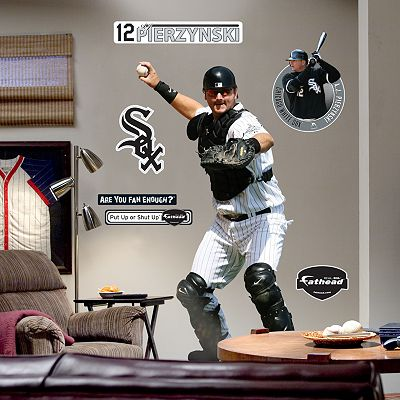 Fathead Chicago White Sox A.J. Pierzynski Wall Decal