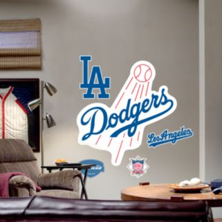 Fathead Los Angeles Dodgers Logo Wall Decal
