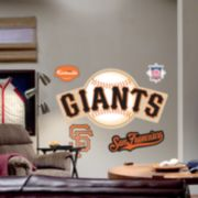 Fathead® San Francisco Giants Logo Wall Decal