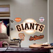 Fathead San Francisco Giants Logo Wall Decal