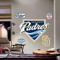 Fathead® San Diego Padres Logo Wall Decal