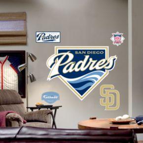 Fathead San Diego Padres Logo Wall Decal
