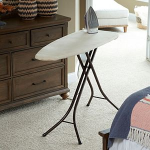 Household Essentials Ironing Board Cover & Pad, Universal Fit