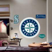 Fathead® Seattle Mariners Logo Wall Decal