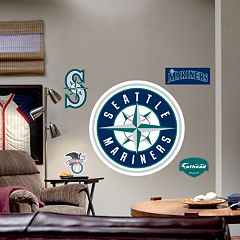 Fathead® Seattle Mariners Logo Wall Decal
