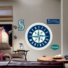 Fathead Seattle Mariners Logo Wall Decal