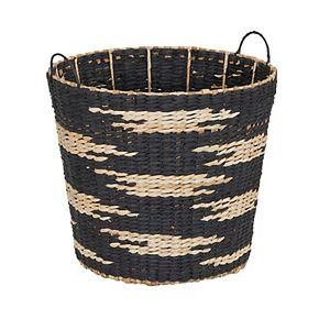 Household Essentials Large Tapered Puddle Tapered Basket