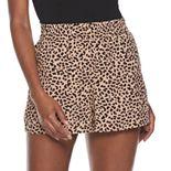 Women's Apt. 9® Challis Shorts