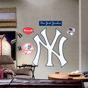 Fathead New York Yankees Logo Wall Decal