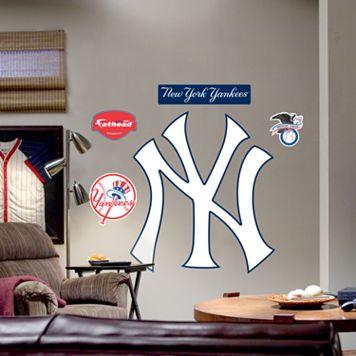 Fathead® New York Yankees Logo Wall Decal
