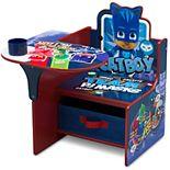 Delta Children PJ Masks Chair Desk with Storage Bin