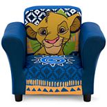 Disney's The Lion King Simba Upholstered Chair by Delta Children