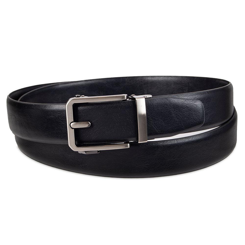 Men's Exact Fit Dress Belt
