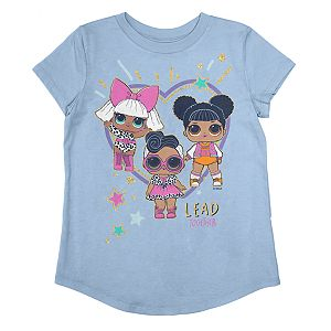 """L.O.L. Surprise Dolls """"Lead Together"""" Graphic Tee"""