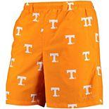 "Men's Columbia PFG Tenn Orange Tennessee Volunteers Backcast II 8"" Omni-Shade Hybrid Shorts"