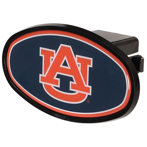 Auburn Tigers Domed Logo Plastic Hitch Cover