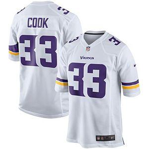 online store f2464 eef82 Men's Nike Minnesota Vikings Dalvin Cook Team Jersey