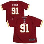 Infant Washington Redskins Ryan Kerrigan Nike Burgundy Team Color Game Jersey