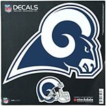 Los Angeles Rams Repositionable Logo Decal Set