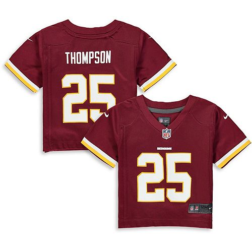 Infant Nike Chris Thompson Burgundy Washington Redskins Player Game Jersey