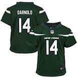 Infant Nike Sam Darnold Gotham Green New York Jets Game Jersey