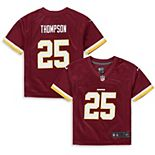 Preschool Nike Chris Thompson Burgundy Washington Redskins Player Game Jersey