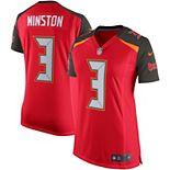 Girls Youth Nike Jameis Winston Red Tampa Bay Buccaneers Game Jersey