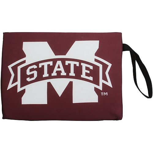 Mississippi State Bulldogs Stadium Cushion - Maroon
