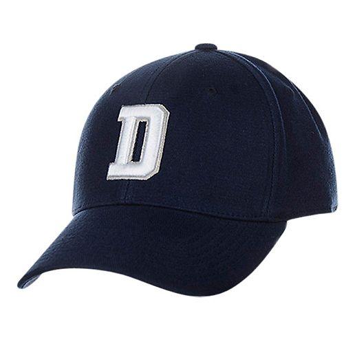 Dallas Cowboys Youth D Flex Hat - Navy Blue